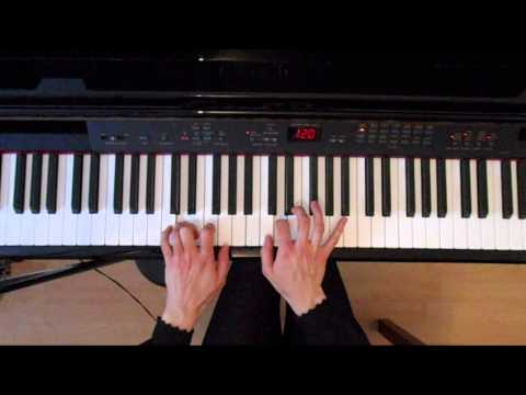 Online Piano Lessons: C Major Scale - Both Hands