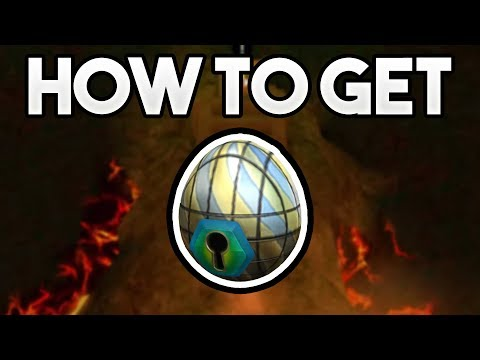 HOW TO GET THE STAINED GLASS EGG!   ROBLOX: 2018 Egg Hunt