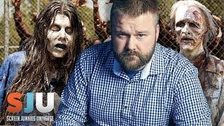 Robert Kirkman Tells All on Walking Dead - SJU
