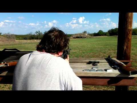 Shooting ar 15 iron sights 100 yards