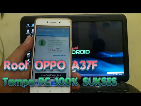 Root OPPO A37F Tampa PC