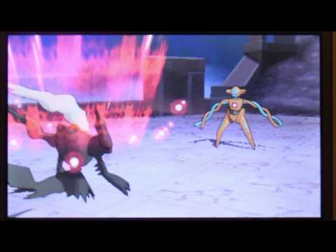 pokemon ORAS how to/ deoxys rematch (if he wasn't caught before)