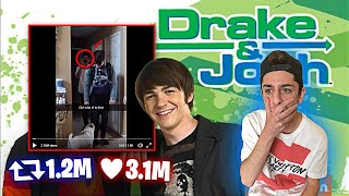We got exposed and it went VIRAL... (ft. Drake from Drake & Josh)