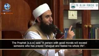 [ENG] shortcut to Jannah by Maulana Tariq Jameel