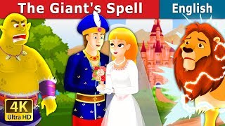 Download The Giant's Spell Story in English   Bedtime Stories   English Fairy Tales Video