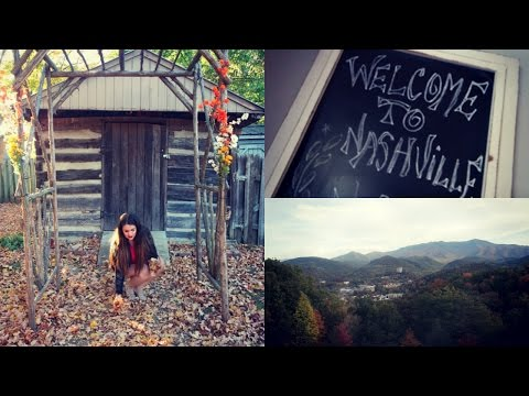 Nashville & Gatlinburg Travel Diary
