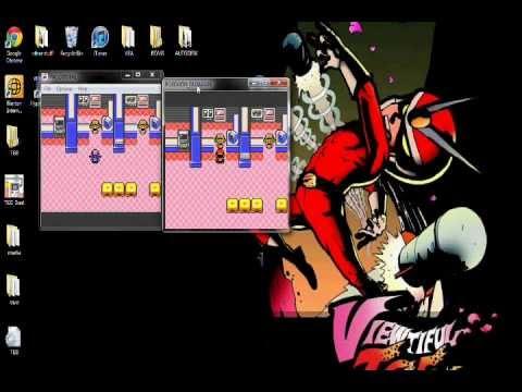 How to trade Pokemon on an emulator (GB & GBC ONLY)(WINDOWS 7)