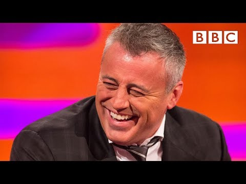 Matt LeBlanc sings Joey Tribbiani's songs - The Graham Norton Show: Series 17 Episode 4 - BBC One