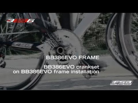 How To Install A BB386EVO Crankset On A BB386EVO Frame - FSA Road