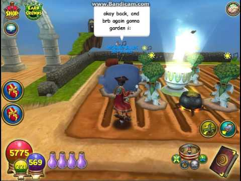 Wizard101 Witch's hoard pack open!(01/11/16 update)