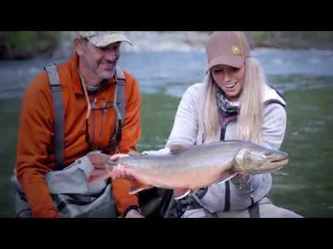 Fishing BC Presents - Bull Trout Safari and Dry Fly Fishing in Fernie, BC