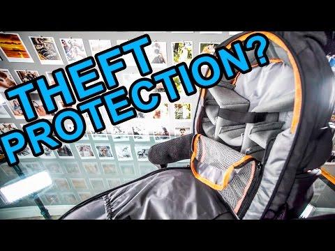Safest affordable camera bag? |