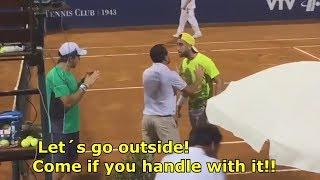 Tennis Fights 7