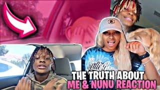 The Truth About Me And Nunu *Reaction* | He Had A Girlfriend 😓💔