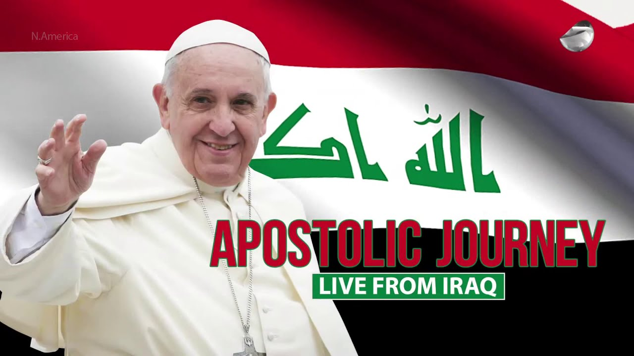 Official Welcome at Baghdad International Airport | Apostolic Journey of Pope Francis  to Iraq