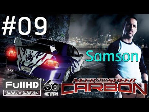Need For Speed : Carbon #09 Samson「 1080/60 」