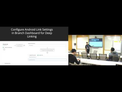 Droidcon NYC 2016 - Intro to Deep Linking on Android (Code Lab)