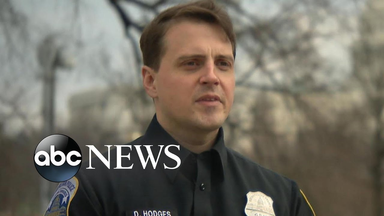 DC police officers recount violence, lawmakers demand Capitol security probe: Part 1