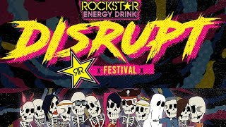 Download Rockstar Energy 'Disrupt Tour' Reveals Massive Lineup Video