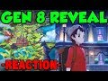 POKEMON SWORD AND SHIELD TRAILER Pokemon Direct 22719 Reaction