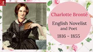 A montage of Charlotte Brontë's life's moments | Author of Jane Eyre
