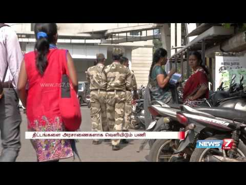 TN Secretariat employees work overtime for Govt edicts | News7 Tamil