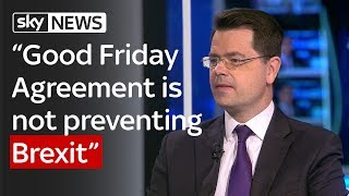James Brokenshire: Two proposals to secure a frictionless border