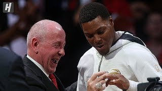 FULL Toronto Raptors Championship Ring Ceremony 2019