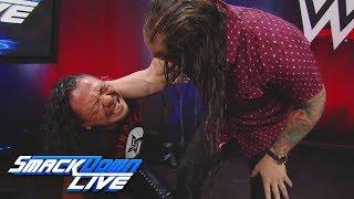Shinsuke Nakamura and Baron Corbin come to blows: SmackDown LIVE, July 4, 2017