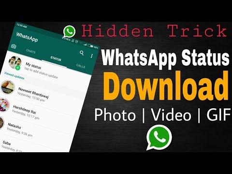 Whatsapp Status Video Download | Whatsapp Status Video | Whatsapp Latest Tricks | Whatsapp Videos