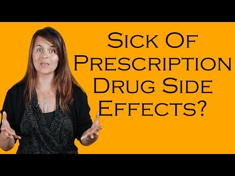 Sick Of Prescription Drug Side Effects? Dr  Megan Saunders Shares Why You Want To See A Naturopath
