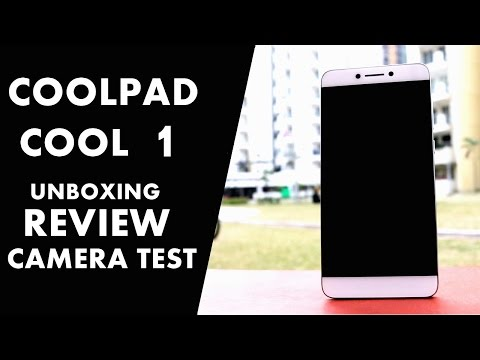 Coolpad Cool 1 Unboxing Review & Sample Photos