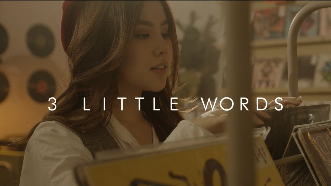 Download Agatha Chelsea - Three Little Words (Official Music Video) (Chapter 1: Love Letters EP) MP3 Gratis