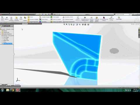 Measuring surface area in Solidworks