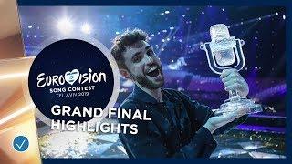 eurovision song contest 2019 vinnare