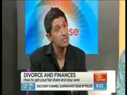 Sunrise | Divorce Australia | Wilson Luna