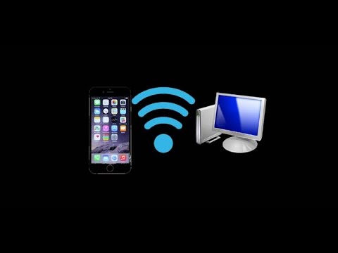 Transfer Videos to iPHONE / iPAD without cable