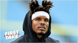 Has Cam Newton underachieved in his career?   First Take