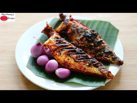 Spicy Grilled Fish - Skinny Recipes For Weight Loss