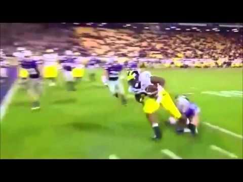 The University Of Michigan Football 2014 Team 135   Pump Up