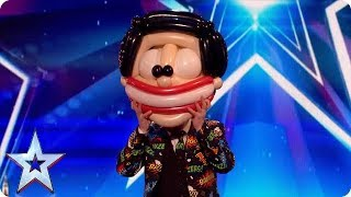 Download A NEW GUINNESS WORLD RECORD?! | Britain's Got Talent Video