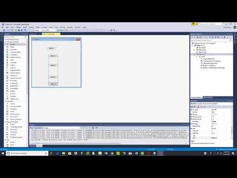 Visual Basic Programming - Adding Controls