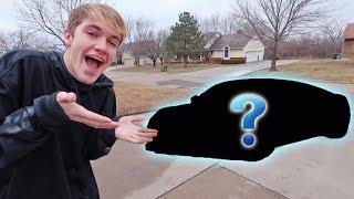 MY NEXT CAR...