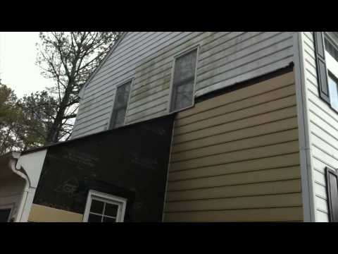 How to Makeover your Masonite Siding
