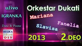 Orkestar Dukati 2013 - Pesme 2.deo // Muzikauzivo019