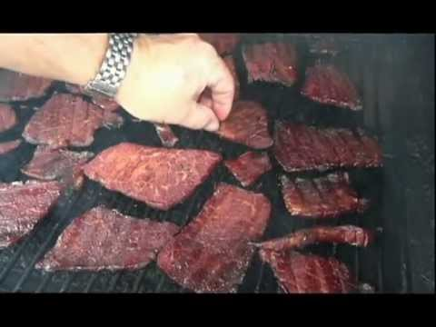 How to Smoke Beef Jerky with a Traeger Smoker Grill