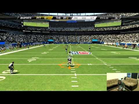 NFL - Madden 25 Ultimate Team - SUPERBOWL TIME! - Madden 25 Gameplay
