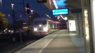 Sommer 2011: Teil 5 Ein Abend in Wolfsburg Hbf
