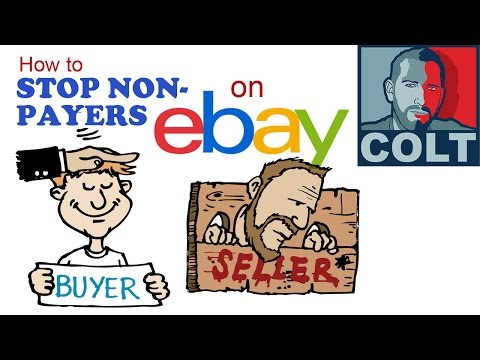 How to get non-payers to pay on eBay