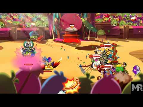 Angry Birds Epic Rpg New HACK Best Arena Battle 2.0